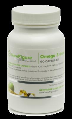 Omega 3 visolie (60 capsules)