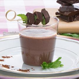Dessert chocolade - Powerslim