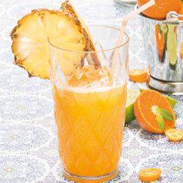 Drank ananas sinaasappel – PowerSlim