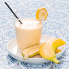 Smoothie banaan ready to go – PowerSlim