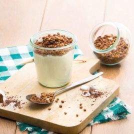 Muesli chocolade pecan karamel – PowerSlim