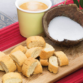Cantuccini kokos – PowerSlim