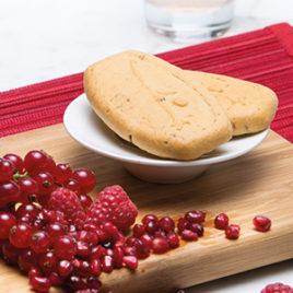 Rode vruchten koeken – PowerSlim