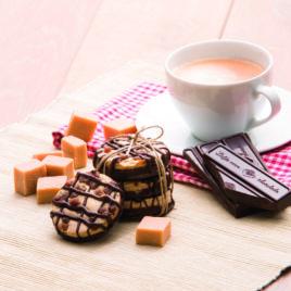 Toffee chocolade koek – PowerSlim