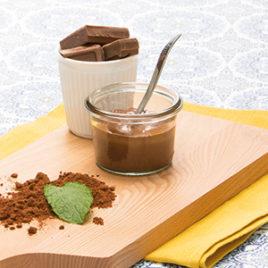 Chocolade hazelnootpasta – PowerSlim