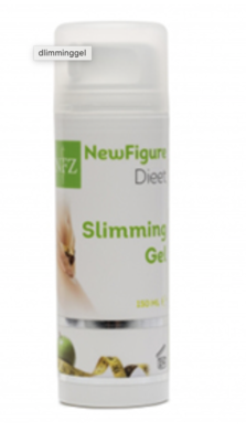 Slimming gel – Anti cellulite 150 ml PRODUCTEN