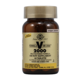 Multivitamine Solgar VM-2000 (60 tabletten)