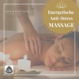 Energetische Anti-Stress Massage – 90 min –